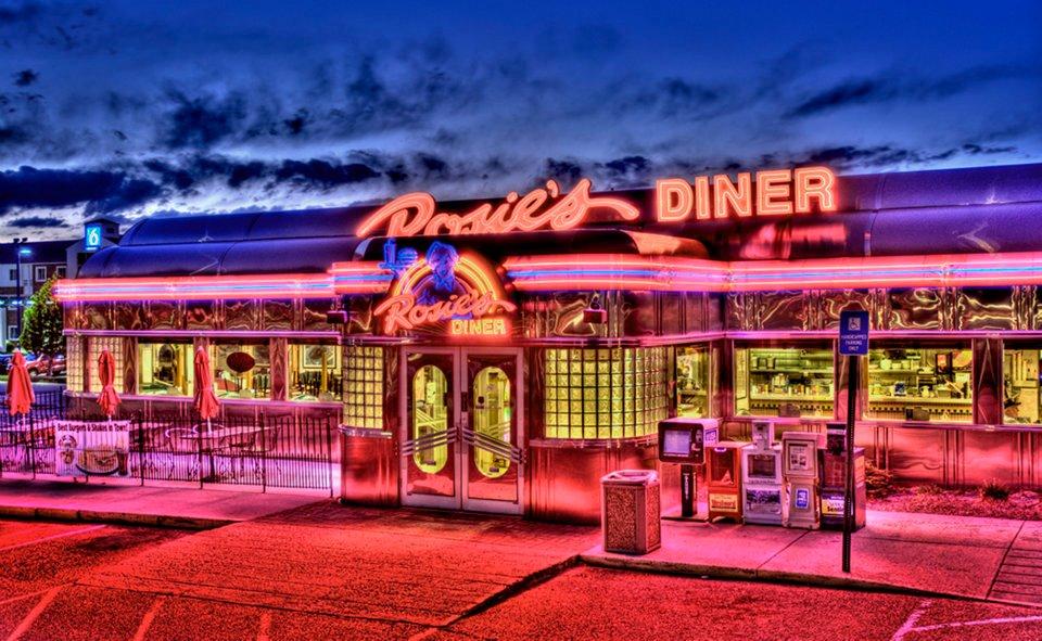Rosie's Diner 2
