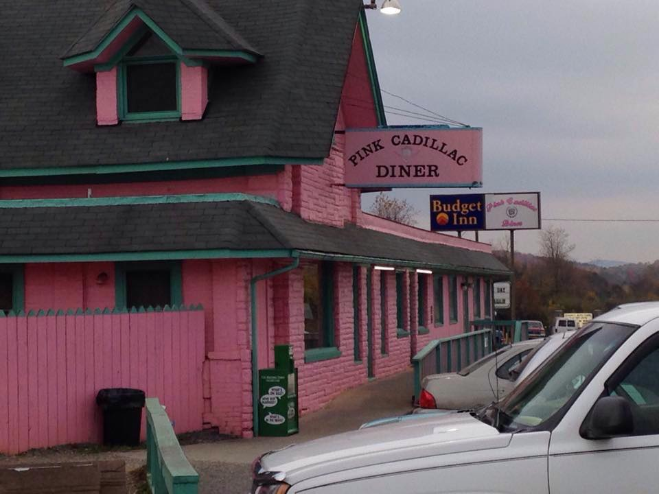 The Pink Cadillac Diner 2