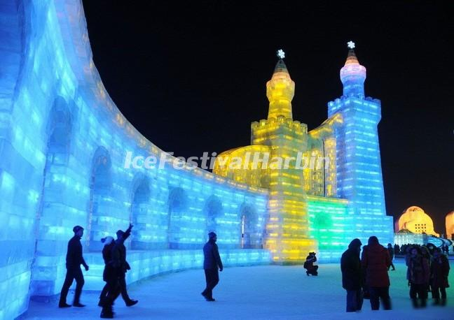 Photo credit: Ice Festival Harbin