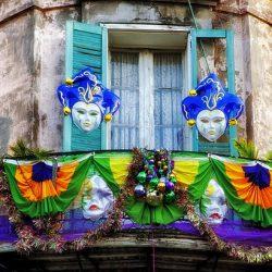 Mardi Gras Around the World