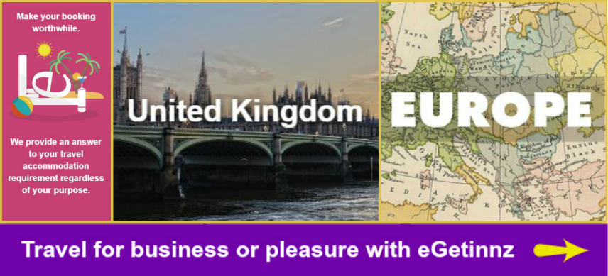 Europe United Kingdom banner for link