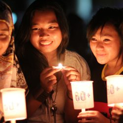 Earth Hour Around the World