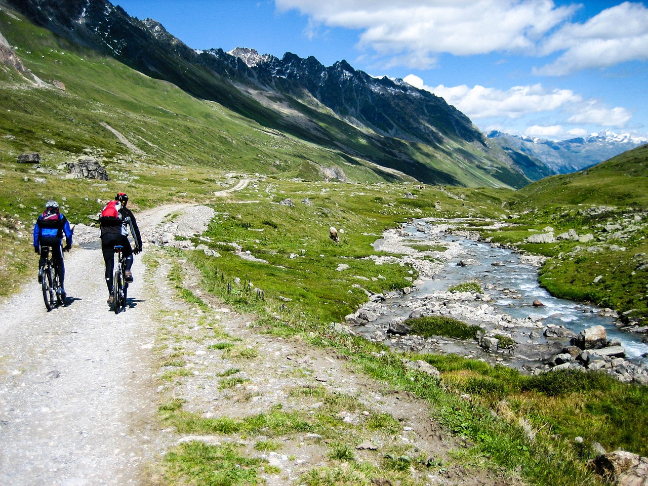 Join a Biking Tour to See the World