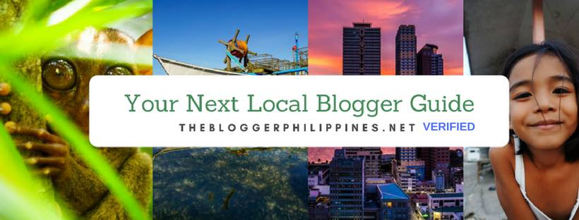 The Blogger Philippines: Your Next Local Blogger Guide