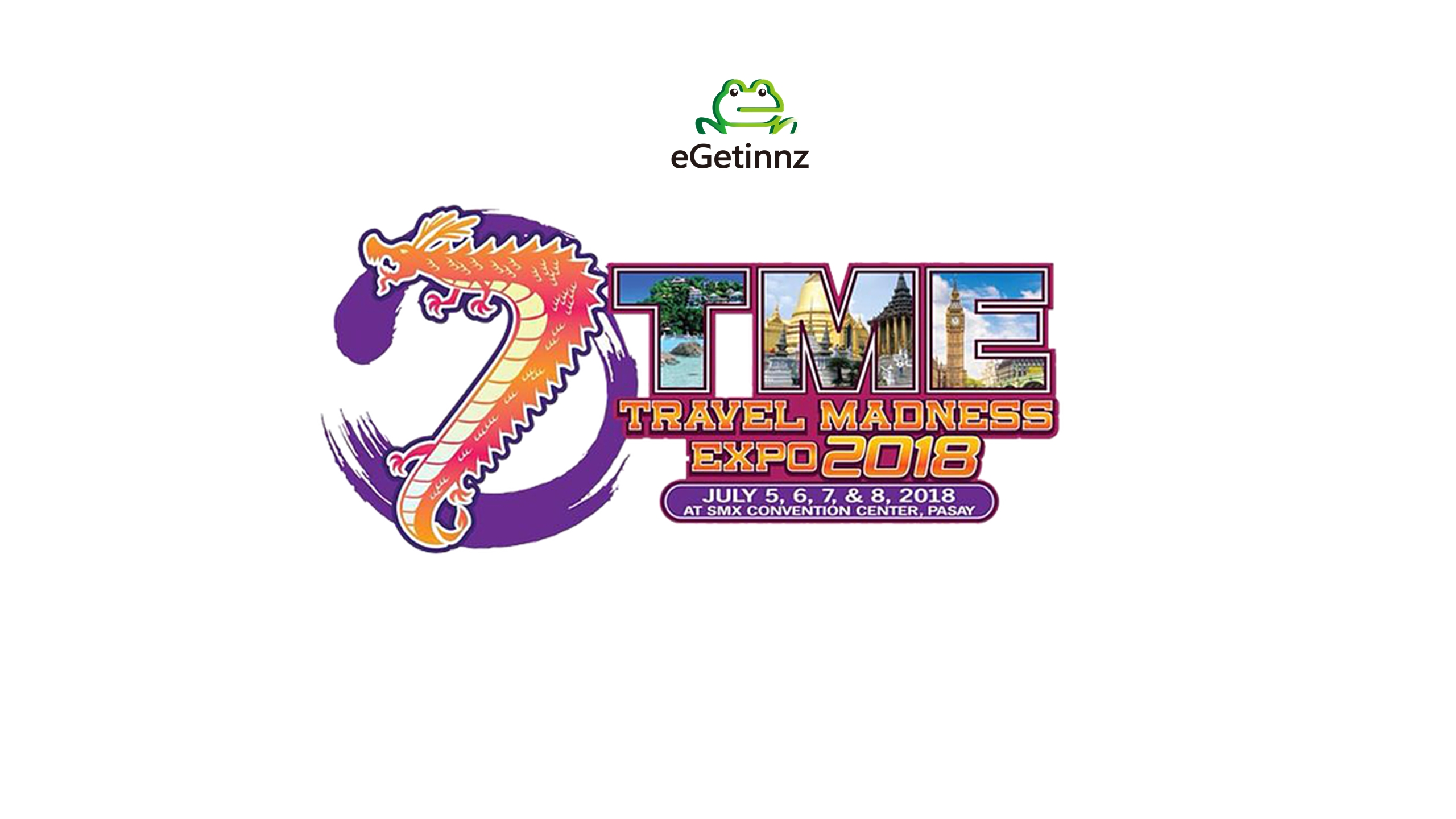 eGetinnz attends the Travel Madness Expo 2018